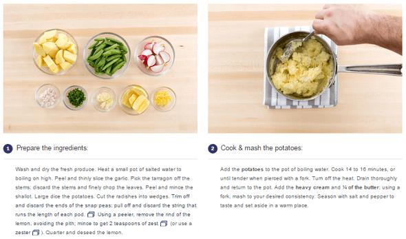 レシピ公開