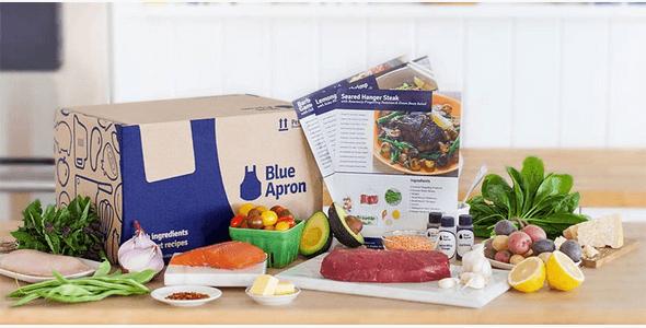 Blue Apron(ブルーエプロン)