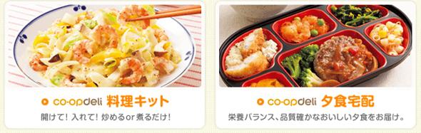 夕食宅配、料理キット