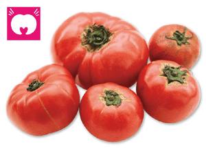 キズありトマト