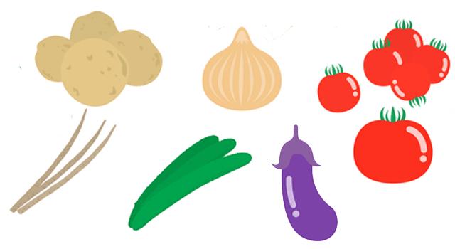 常温保存に適した野菜・果物と日持ち期間の目安は?冷暗所や冷蔵室との違い