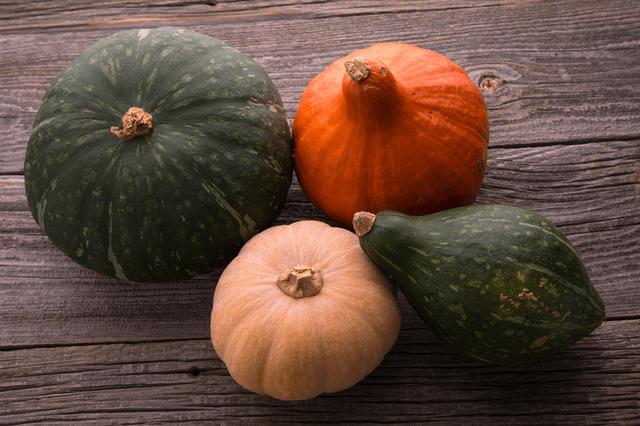 かぼちゃの種類