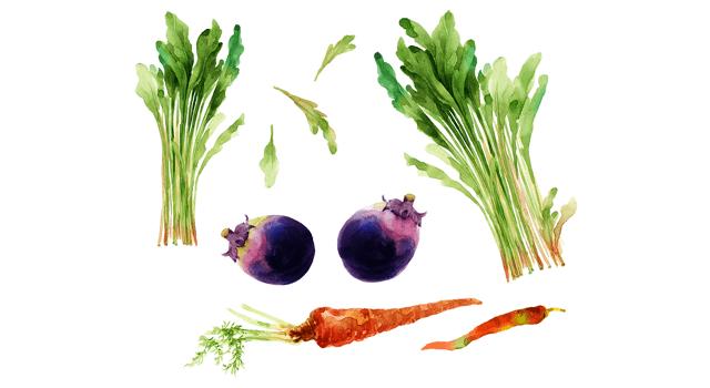 伝統野菜(京野菜)