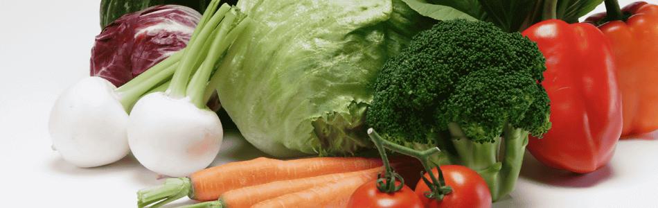 はじめての有機野菜と食材宅配