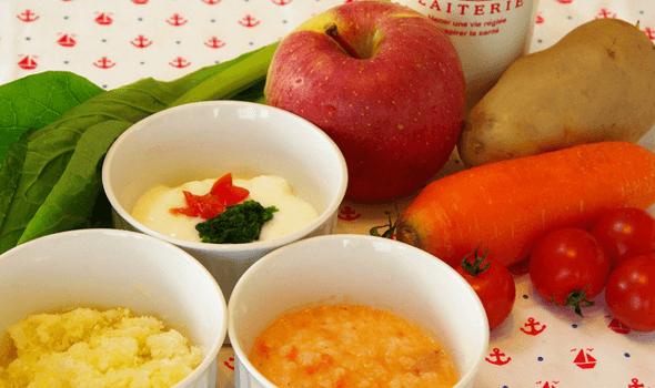 月齢ごとのレシピも公開!パルシステムの離乳食おすすめ商品の使い方