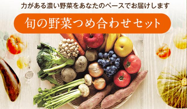 野菜セット「ぱれっと」