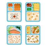 里帰りなしの産後の食事におすすめ!昼食・夕食に使える弁当宅配サービス比較