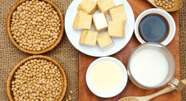 大豆と大豆製品