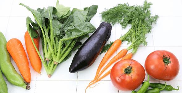 珍しい伝統野菜を通販で取り寄せ、食材宅配サービス業者3社比較