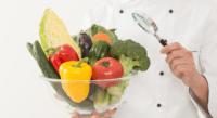 野菜のチェック