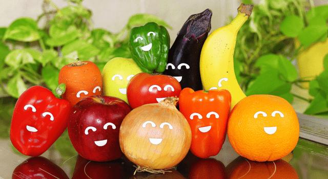【食品ロス削減】野菜や果物が傷む・腐る主な原因と長持ちさせる為の保存方法